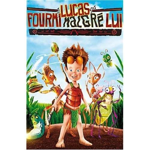 DVD - Lucas, fourmi malgré lui
