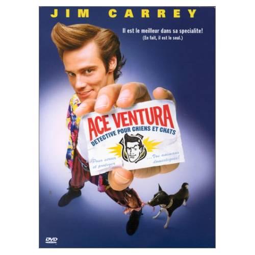 DVD - Ace Ventura : Détective pour chiens et chats