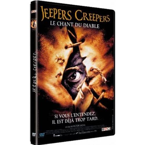 DVD - Jeepers creepers