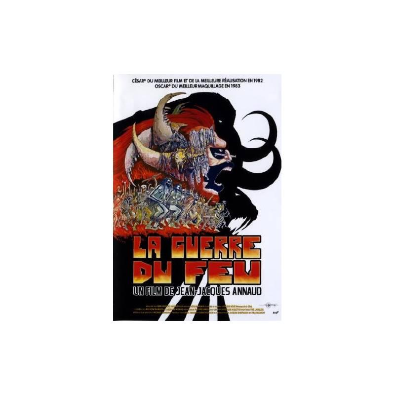DVD - La guerre du feu