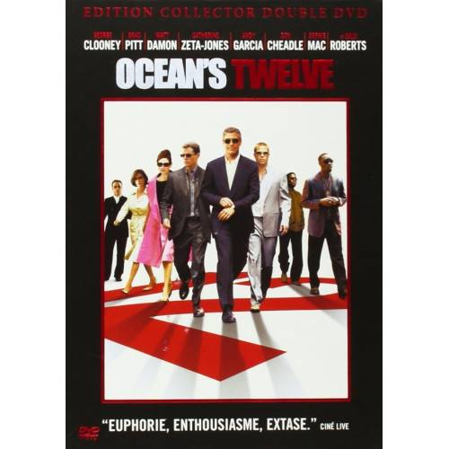 DVD - Ocean's twelve - Edition collector