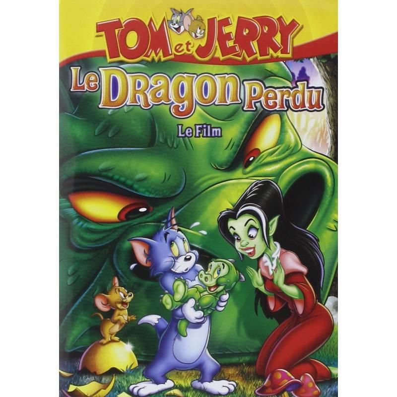 DVD - Tom et Jerry & le dragon perdu