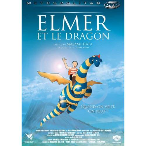 DVD - Elmer et le dragon