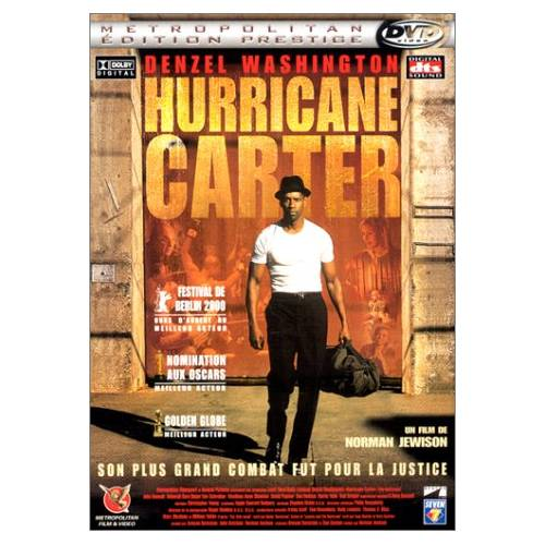 DVD - Hurricane Carter
