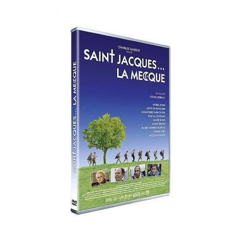 DVD - Saint-Jacques... la Mecque