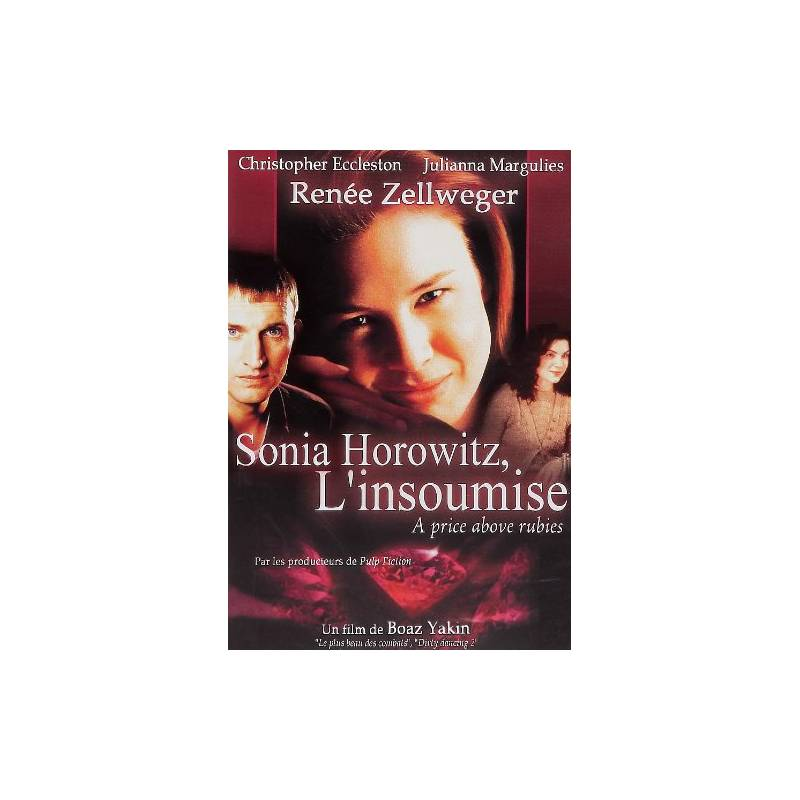 DVD - Sonia Horowitz, l'insoumise