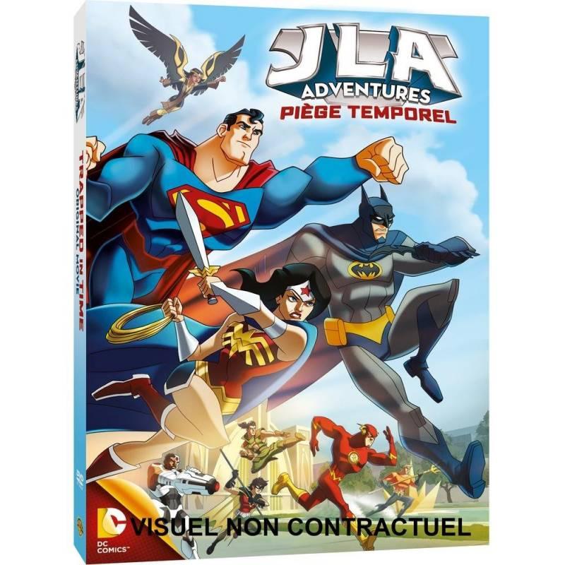 DVD - La Ligue des justiciers : Piège temporel