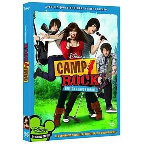 DVD - Camp rock
