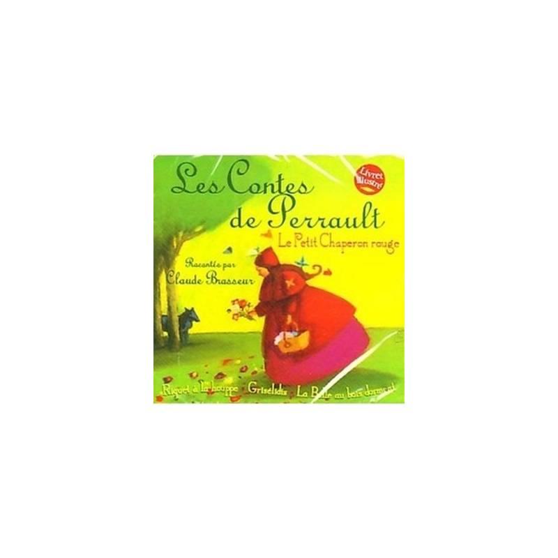 LE PETIT CHAPERON ROUGE - CD LES CONTES DE PERRAULT