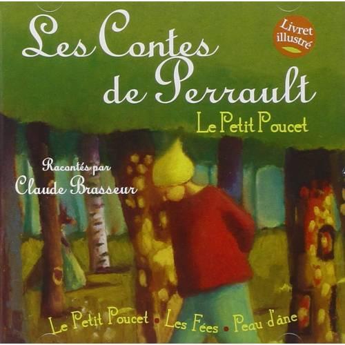 LE PETIT POUCET - CD LES CONTES DE PERRAULT