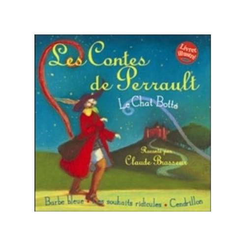 LE CHAT BOTTE - CD LES CONTES DE PERRAULT