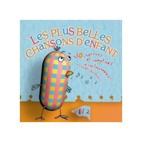 BELLES CHANSONS ENFANT V2 - CD LES PLUS...
