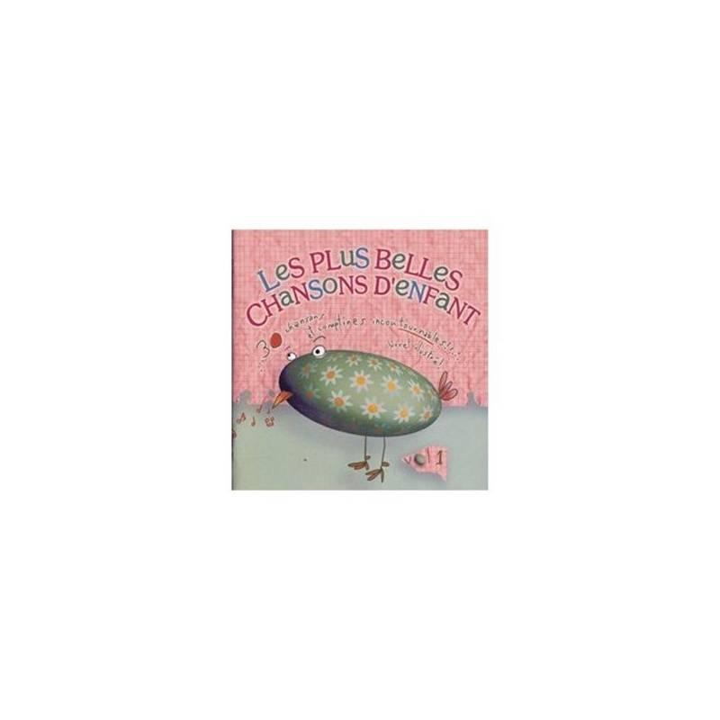 BELLES CHANSONS ENFANT V1 - CD LES PLUS...