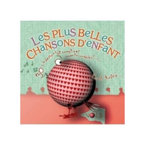 BELLES CHANSONS ENFANT V3 - CD LES PLUS...