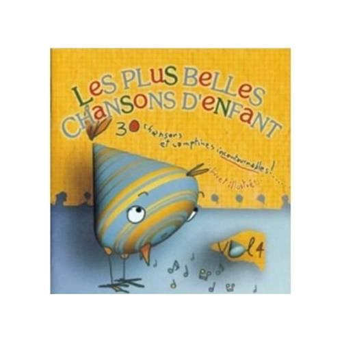 BELLES CHANSONS ENFANT V4 - CD LES PLUS...