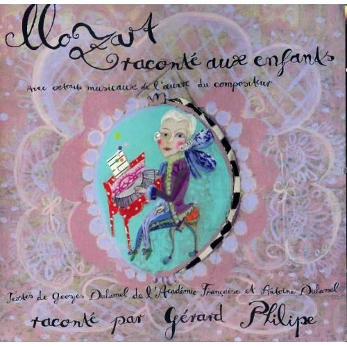 MOZART RACONTE AUX ENFANTS-CD