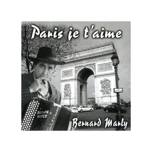 PARIS JE T'AIME - CD
