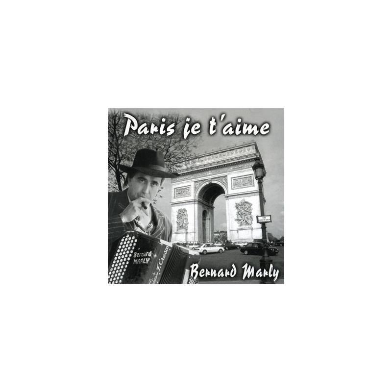PARIS JE T'AIME - CD