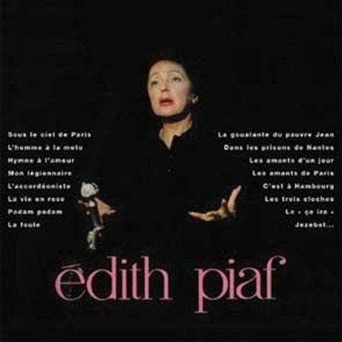 LA VIE EN ROSE - CD EDITH PIAF