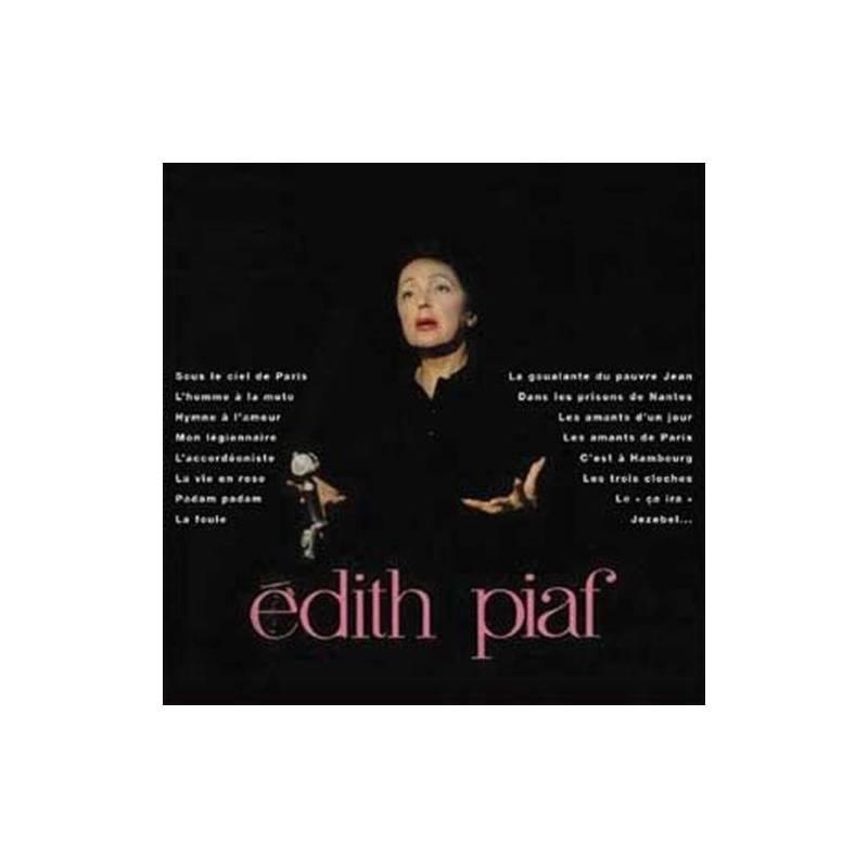 LA VIE EN ROSE - CD EDITH PIAF