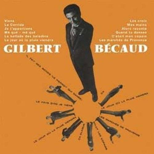 GILBERT BECAUD - CD