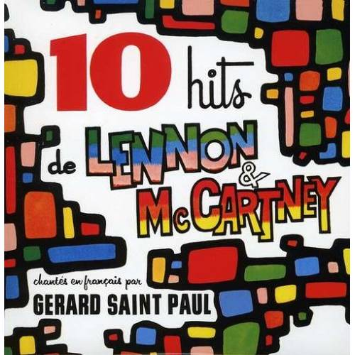 BEATLES - 10 HITS LENNON/MC CARTNEY - CD