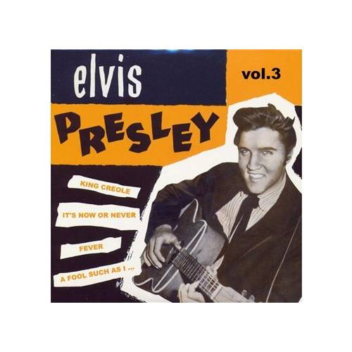 PRESLEY ELVIS - CD VOLUME 3