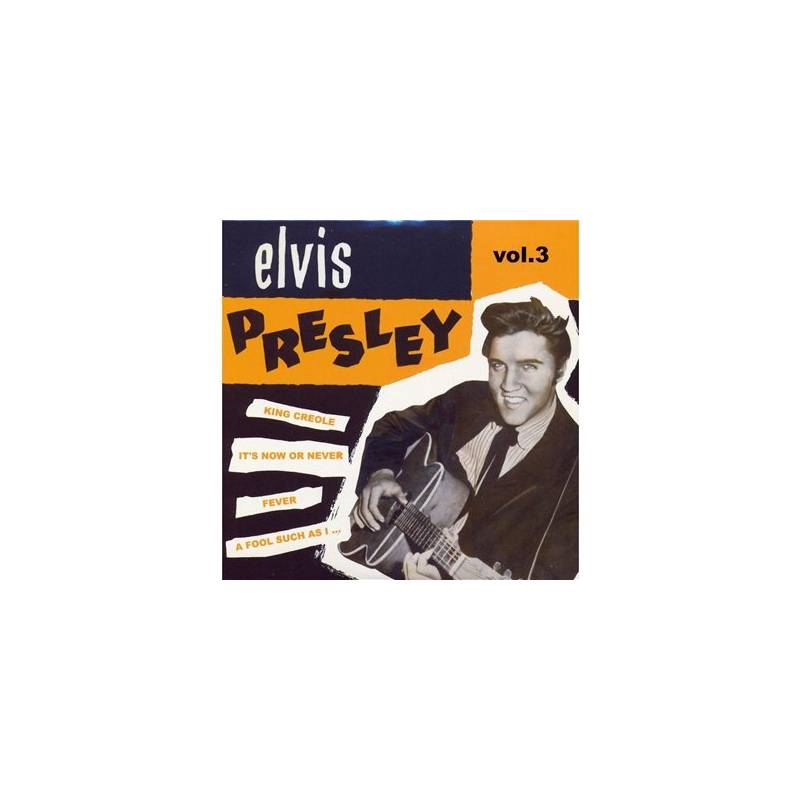 PRESLEY ELVIS - CD VOLUME 3