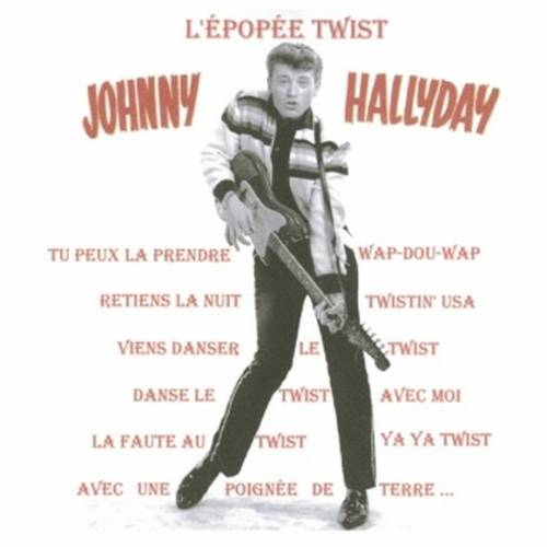 HALLYDAY JOHNNY - CD EPOPEE TWIST