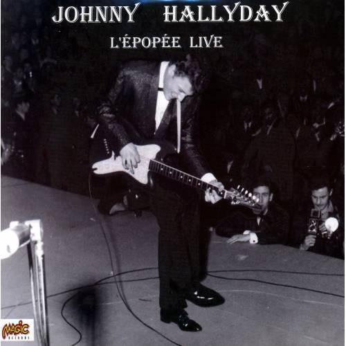 HALLYDAY JOHNNY - CD LIVE