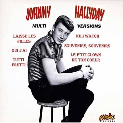 HALLYDAY JOHNNY - CD MULTI VERSIONS