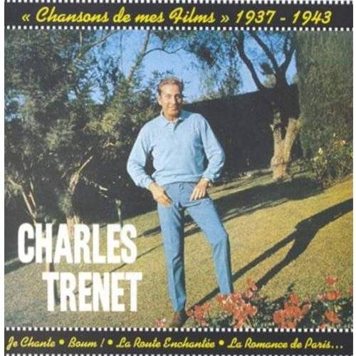 CHARLES TRENET - CHANSONS DE MES FILMS 1937-1943 - CD