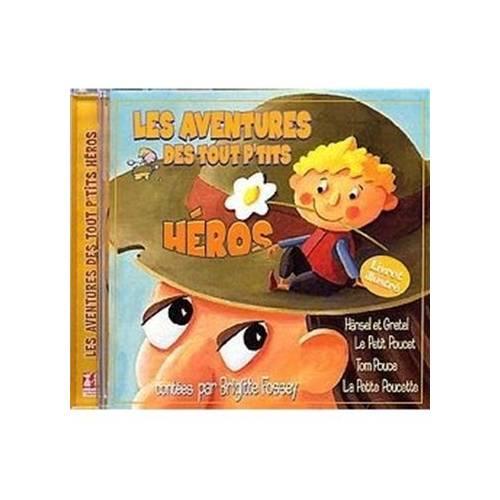 AVENTURES TOUT PTITS HEROS-CD