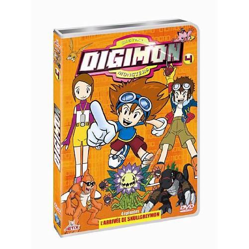 DVD - Digimon Vol. 4