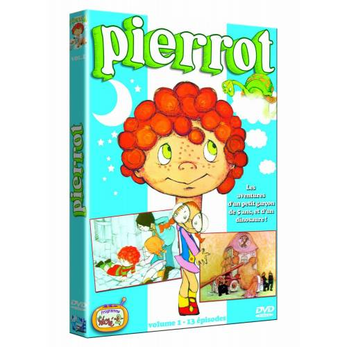 DVD - Pierrot Vol. 1