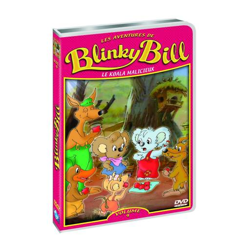 DVD - Blinky Bill Vol. 4