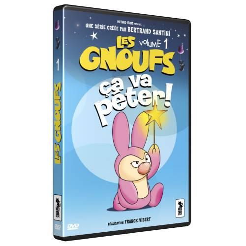DVD - Les Gnoufs Vol. 1 - Ca va péter