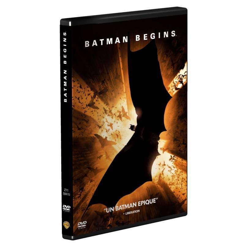DVD - Batman begins