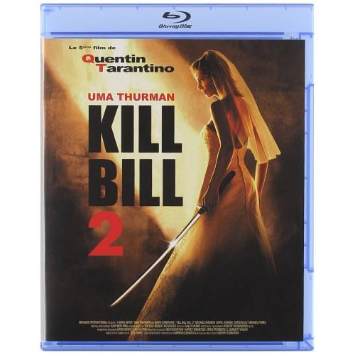 Blu-ray - Kill Bill 2