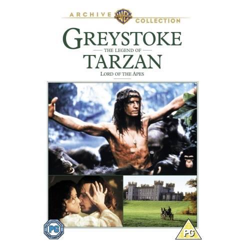 DVD - Greystoke : La légende de Tarzan seigneur des singes
