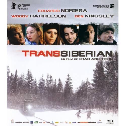 Blu-ray - Transsiberian