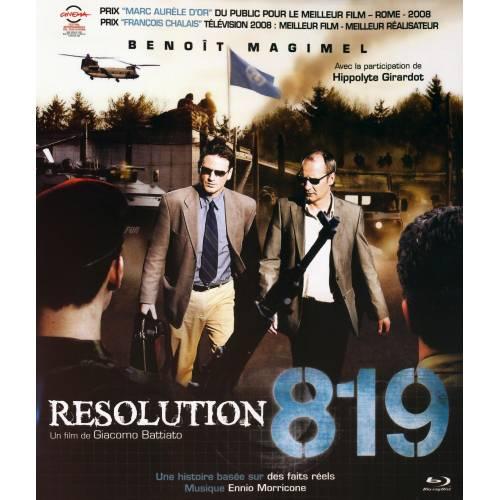 Blu-ray - Résolution 819
