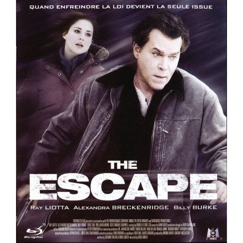 Blu-ray - The escape