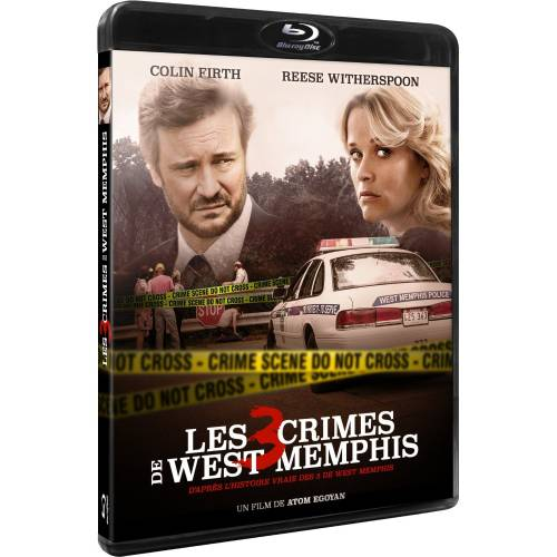 Blu-ray - Les 3 crimes de West Memphis