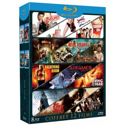 Blu-ray - Coffret Blue Box 12 films