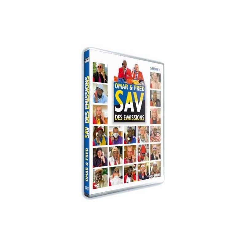 DVD - Omar & Fred : SAV des émissions : Saison 1