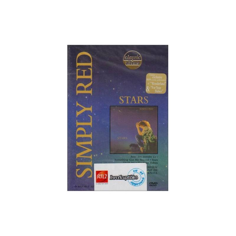 DVD - Simply Red : Stars