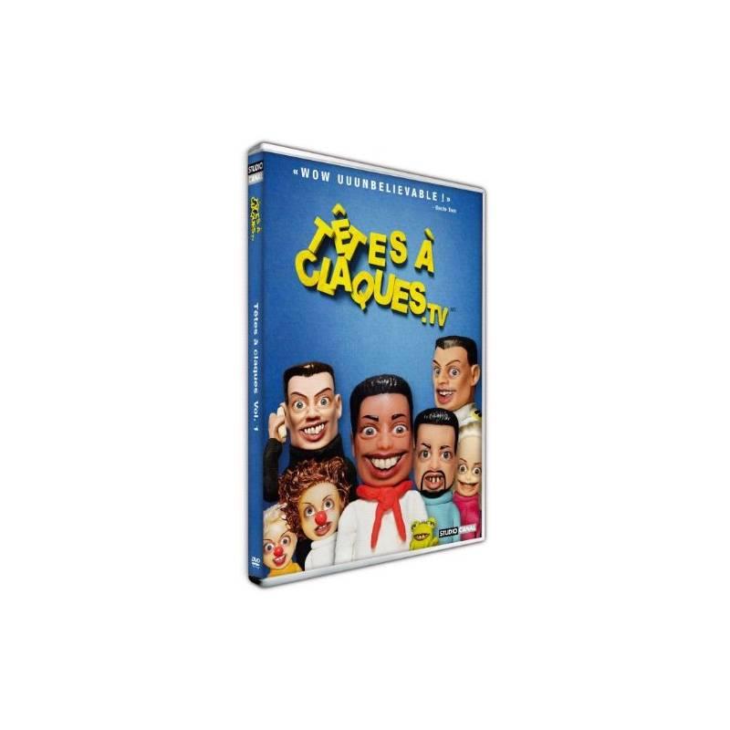 DVD - Têtes à claques TV Vol. 1