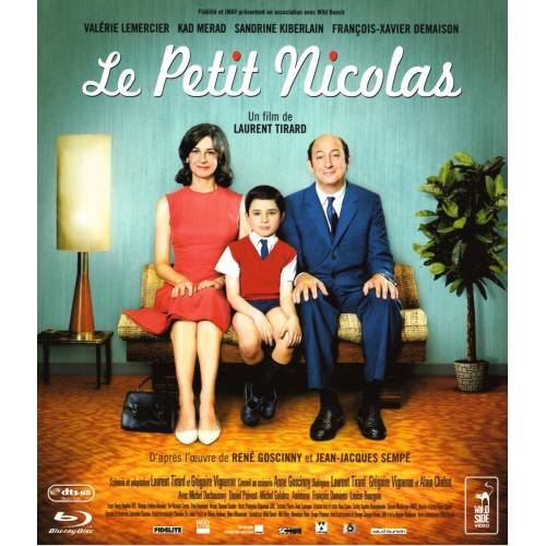 Blu-ray - Le Petit Nicolas