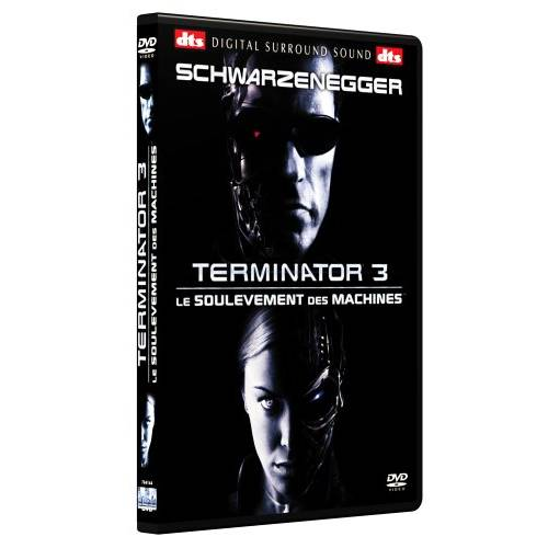 DVD - Terminator 3 : Le soulèvement des machines